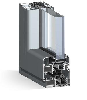 Finestre ws 73 tt plus salerno baronissi windotherm - Finestre alluminio taglio termico fanno condensa ...