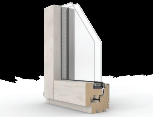 HELIOS 700 – infissi legno – alluminio