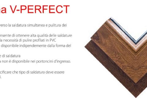 V-PERFECT – la rivoluzione degli infissi