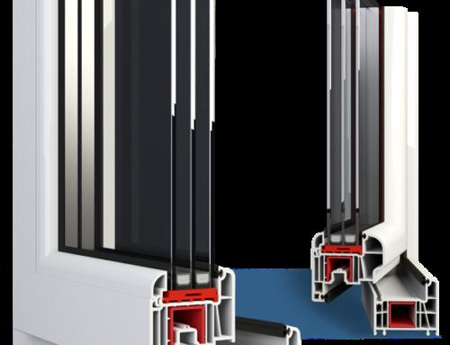 EkoSun 70 – infissi PVC