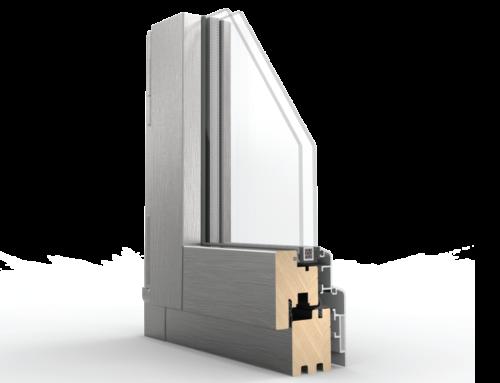 ECO 650 – infissi legno alluminio
