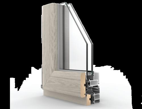 GOLD EVO TT 650 – infissi alluminio legno