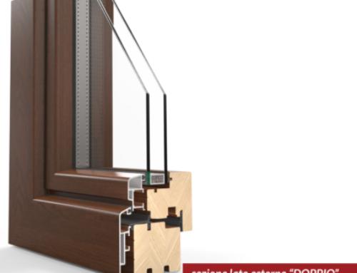 PLATINUM 900 MB – infissi legno alluminio